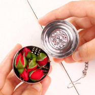 Stainless Steel Ball Tea Infuser Mesh Filter Strainer Loose Leaf Spice Kitchen