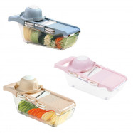 Kitchen Gadgets Multi-function Vegetable Chopper Slicer Potato Cutter