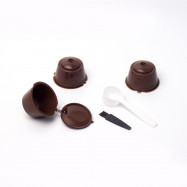 Reusable Coffee Capsule Cup for Filtering
