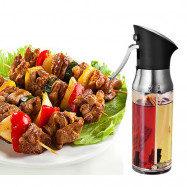 2-in-1 Gravy Boat Oil Sprayer Barbecue Spray Bottle