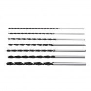 7pcs 300mm Long Brad Point Drill Bit Set Tools
