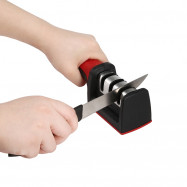 Manual Three-stage Knife Sharpener Kitchen Tools