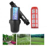 3 / 4 inch Screen Irrigation Filter Stainless Steel Mesh Pump
