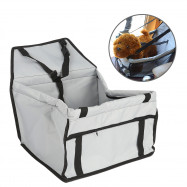 Double-deck Waterproof Portable Pet Dog Car Carry Bag