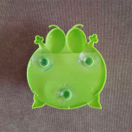 Cartoon Frog Toothbrush Holder
