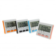 Kitchen LCD Digital Timer Magnetic Alarm Clock