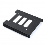 SpedCrd 2.5 Inch To 3.5 Inch Hard Disk Holder SSD Bracket with 8pcs Screw