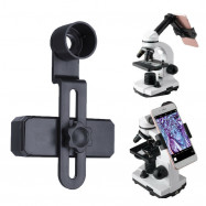 Microscope Lens Adapter Mobile Phone Smartphone Camera Adaptor Connect Tripod