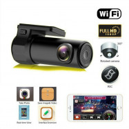 Hot 1080P Mini Car DVR Camera Dash Cam WIFI G-sensor Night Vision Video Recorder
