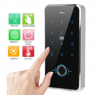 NEW Smart Keyless Door Lock Security Electronic Password Keypad Card Fingerprint