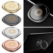 Universal 360 Finger Grip Metal Ring Stand Holder Bracket For Smart Phone Tablet