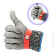 Stainless Steel Mesh Knife Cut Resistant Chain Mail Protective Glove Work Safety