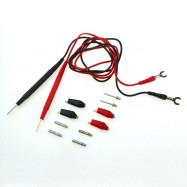 16 pcs Universal Multifunction Digital Test Lead Kits Multimeter Probe Cable Set