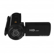 16x Zoom 1080P HD Digital Camcorder Video Vlogging Camera External Mic DV Remote
