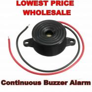 New Piezo Electronic Buzzer Alarm 3-24VDC 12V Continuous Beep Arduino
