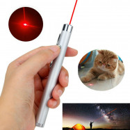 5mW 650nm Laser Pointer Pen Red Light Continuous Line Visible Beam Presentation