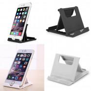 Universal Foldable Adjustable Desktop Phone Stand Holder for Smartphone Tablet