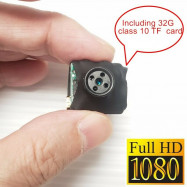 HD1080P Mini Button Camcorder Spy Cam Video Spy Micro Hidden Security Camera DVR