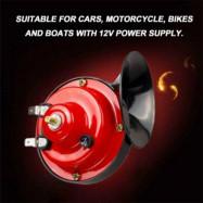 300DB Super Train Horn For Trucks SUV Car-Boat Motorcycles New US