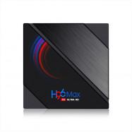 H96 Max Smart TV Box Allwinner H616 Quad Core 5G WiFi 4K Android10 Media Player