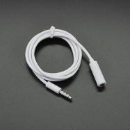 1M 3.5mm Male to Female Jack Stereo Audio Headphone Extension Cable Extender M/F
