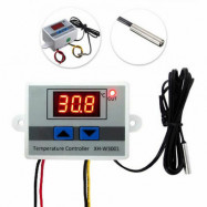 New XH-W3001 Digital LED Temperature Controller Thermostat Control Switch SS0648