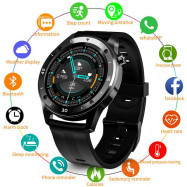 IP68 Smart Watch Sports Bracelet Heart Rate Fitness Tracker For iOS Android