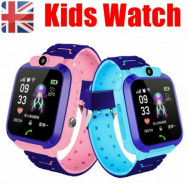 Kids Tracker Smart Watch Phone GSM SIM Alarm Camera SOS Call for Boys Girls