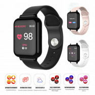 Fitness Smart Watch Sports Activity Tracker IP67 Fit bit style Fast Shipping