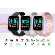 Water Proof Smart Watch Heart Rate Monitor Fitness Tracker For Andriod iPhone