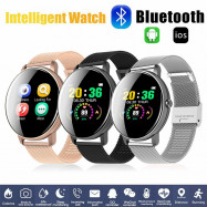 Waterproof Smart Watch Heart Rate Monitor Fitness Tracker for Android iPhone
