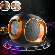 Mini Portable Wireless Bluetooth 5.0 Speaker Super Bass Stereo Radio HIFI FM AUX