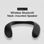 Bluedio HS wireless speaker Neck-mounted bluetooth speaker support FM radio SD