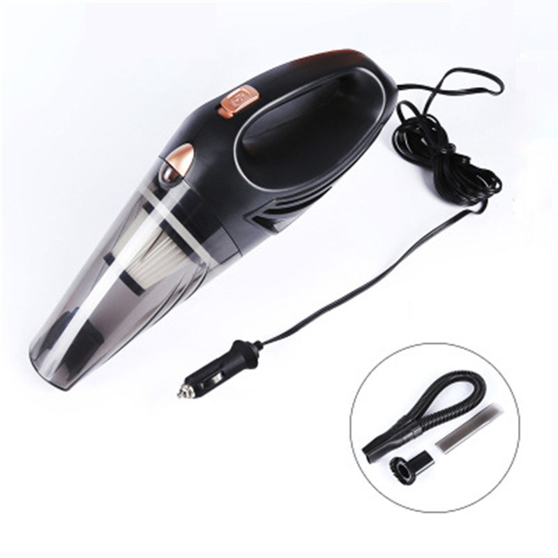 Car Vacuum DC 12V Cleaner High Power with Stronger Suction