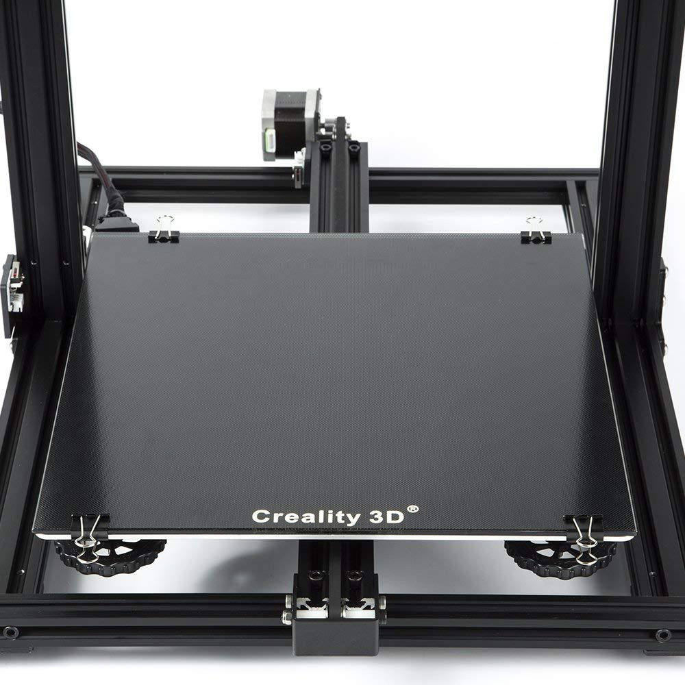 Creality 3D Printer Platform Heated Bed Ultra Base Glass Bed For Ender 3