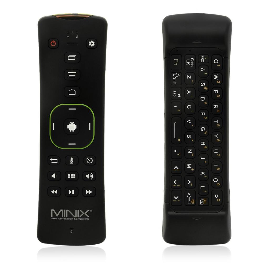 Minix NEO U9 - H TV Box + MINIX A3 Air Mouse Octa Core Cortex A53 CPU Android 6.0.1 OS