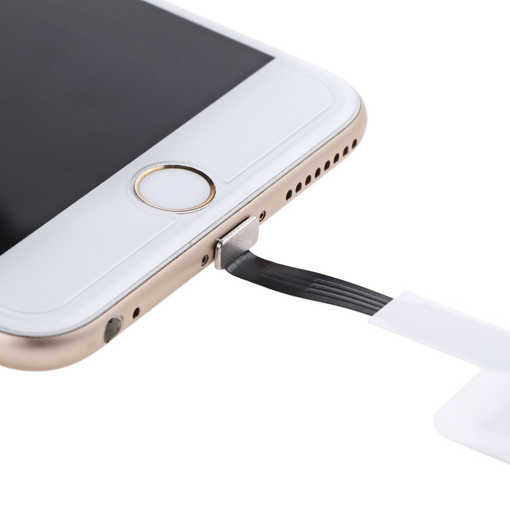 8-pin Input Devices Wireless Charging Adapter Module Pad Coil Long Type