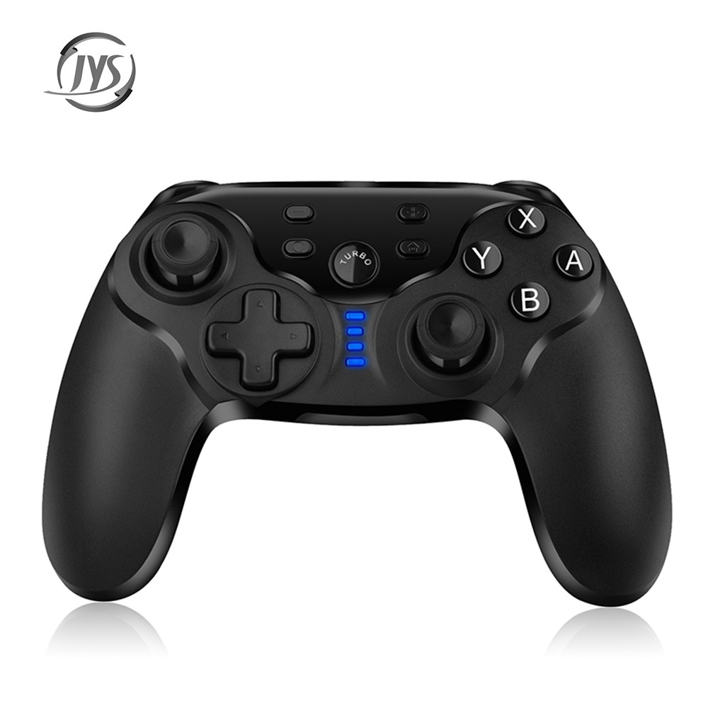 JYS Bluetooth Gamepad Wireless Controller with Vibration / Screenshot Function for Nintendo Switch