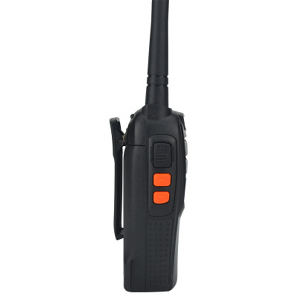 Rechargeable Long Range Two-way Radios with Earpiece UHF 400-470Mhz Walkie Talkies