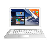 ALLDOCUBE iWork 10 Pro 2 in 1 Tablet PC 10.1 inch Windows 10 + Android 5.1 Intel Cherry Trail x5-Z8350 Quad Core 1.44GHz 4GB RAM 64GB ROM HDMI