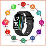 F37 Smart Watch Men Women Body Temperature Measure Custom Watch Face Full Touch Screen Smartwatch Fitness Tracker Sport Clock