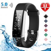 Funasera Smart Watch Men Women Heart Rate Monitor Blood Pressure Fitness Tracker Smartwatch Sport Watch for ios android +BOX