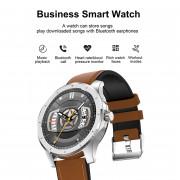 MX10 Smart Watch Men 1.28 inch IPS 256M Storage BT Call IP68 Waterproof Sport Smartwatch For android ios huawei xiaomi