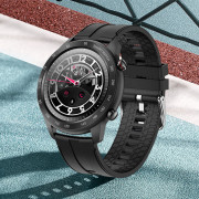 MX5 Smart Watch Men Custom Dial IP68 Waterproof Sport Smartwatch Music BT Call Playback Watches GT2 For Android ios