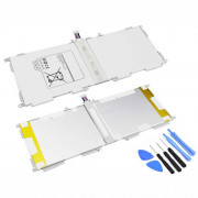 EB-BT530FBU/C Battery 6800mAh 3.8V Pack for Samsung Galaxy Tab 4 10.1 T530 T531 T535 P5220 +TOOLS