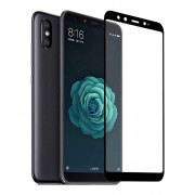 Tempered Glass Film for Xiaomi Mi A2 / 6X 9H Hardness Full HD Screen Protector