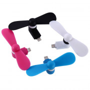 Fashionable 8 Pin Interface Carry-on Air Fan