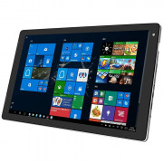 Jumper Ezpad 7 2 in 1 Tablet PC 10.1 inch Windows 10 Home Version Cherry-T Z8350 Quad Core 1.44GHz 4GB RAM 64GB eMMC 2.0MP Front Camera Mini HDMI 6500mAh Built-in