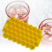 DIY Honeycomb Silicone Ice Cube Mould