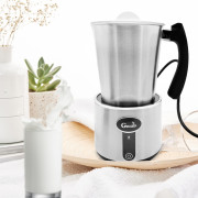 Gustino GS - 506 Electric Milk Frother Foamer Frothing Warmer Foam Coffee Maker Machine
